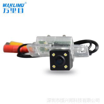 奥迪Q7/A8L/S8/A6L/A4/A3/S5专用高清夜视防水摄像头车载倒车影像