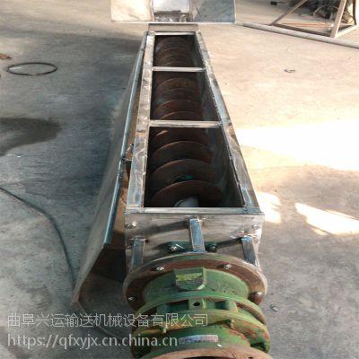 螺旋提升机价格价格低 螺旋提升机绞龙