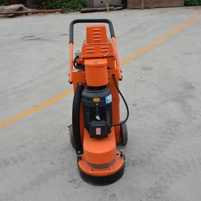 天德立300型环氧地坪打磨机 4KW西门子电动水泥地面打磨机