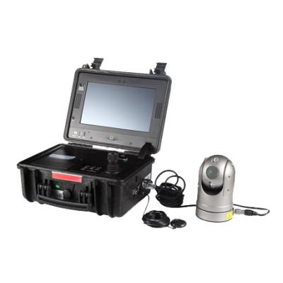 深方4G无线视频指挥终端,便携手提箱式无线传输