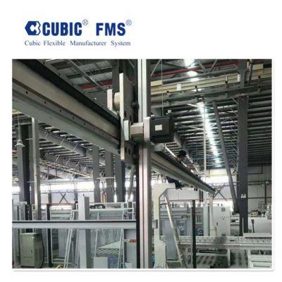 安徽厂家直销龙门桁架上下料机械手专用铝型材配件