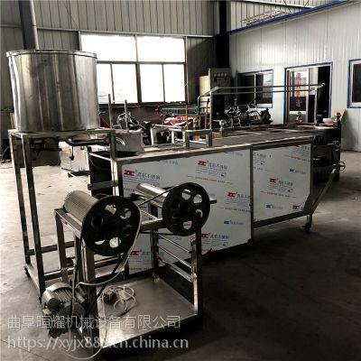 豆腐皮机品质保证 仿手工豆腐皮设备加工订做