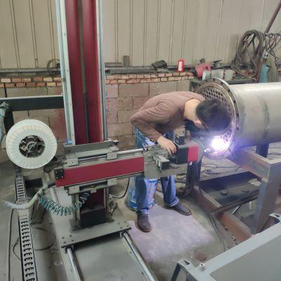 出售定制201-316L不锈钢冷凝器 2-300平方列管式冷凝器
