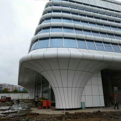 工程外墙铝单板生产厂家,广州造型铝单板实际价格