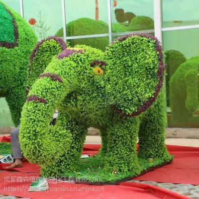 哪里的雕塑造型唯美大方竞争佛甲草造型 景观花海