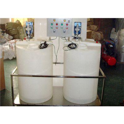 驻马店200L消防水箱生产厂家_5T牛筋方形化工储罐
