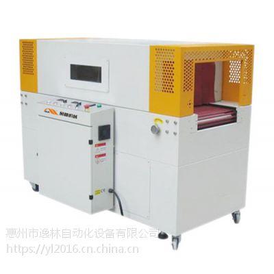 惠州逸林包装设备厂家浅谈收缩机和封切收缩机的区别
