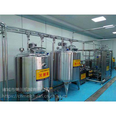 牛奶生产线 乳品加工设备