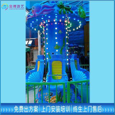 室内儿童跳楼机_新型广场游乐设备价格_中山款式新颖游乐设备厂家