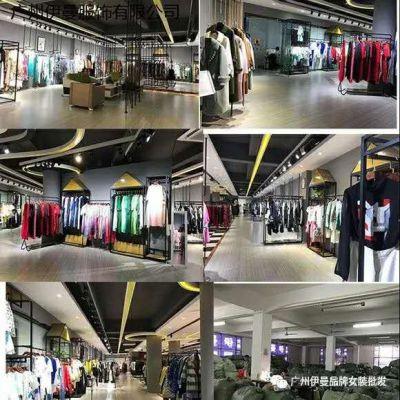 哥弟女装18广州女装独立包装品牌折扣尾货三标齐全一手货源厂家直播女装