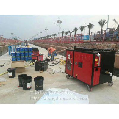 非固化熔胶机晶诚JCM-RD170电加热非固化溶胶机