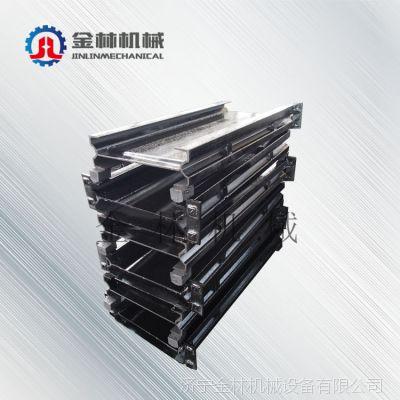 矿用溜槽 刮板机中部槽 产地货源