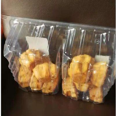 pet麦特尔面包塑料打包盒蛋糕盒带盖