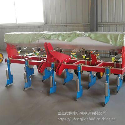 河北四行悬浮式玉米播种机多少钱一台