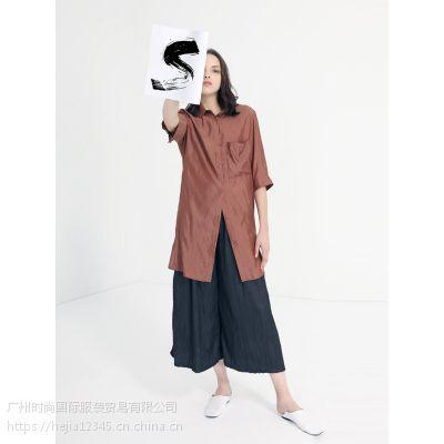时尚国际品牌折扣女装货源批发直销供应走份