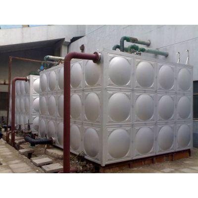 厕所水箱规格 家用整体水箱 玻璃钢水箱