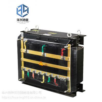 华兴特变生产的风电系列干式变压器