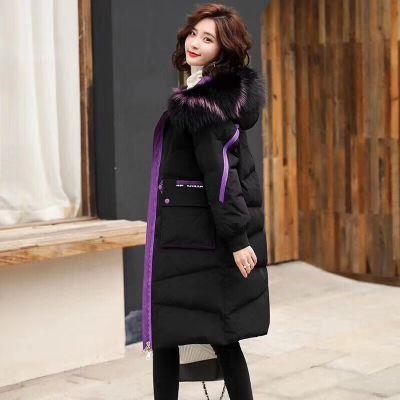 长款加绒冬季棉服批发西藏日喀则地现货地摊货女式棉服厂家韩版低价羽绒服批发