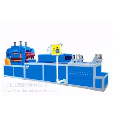 供应广东玻璃钢纤维制品液压拉挤生产线设备制作单位