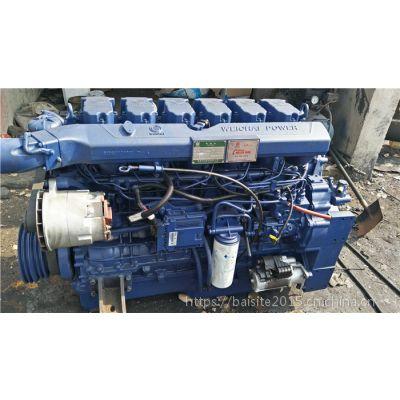 潍柴动力WP10.310NE32柴油机 228kW卡车国三发动机
