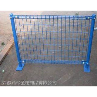 安徽双圈护栏网 球场围栏 养殖围网 园林围栏 小区隔离网 草坪PVC护栏