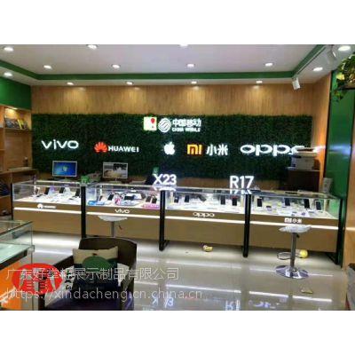 中国移动新款手机专柜一节起定