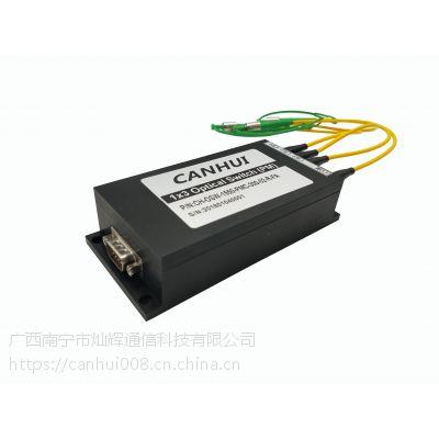保偏光开关CH-OSW-1X3-PM光路切换模块