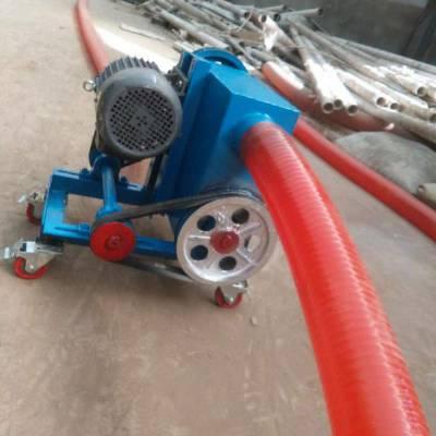 双软管水泥粉输送机 弹簧式抽粉机