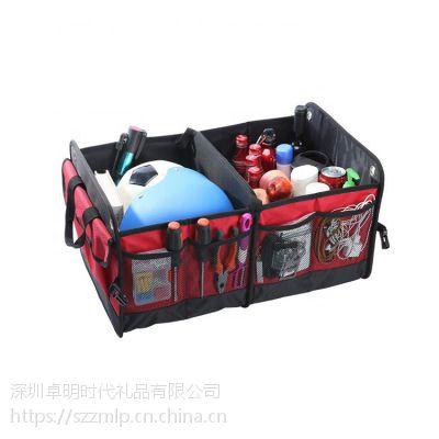 深圳汽车折叠收纳箱 高级汽车折叠储物箱牛津布车用收纳箱