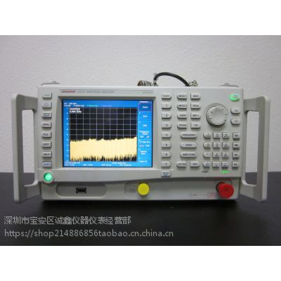 特价出售Advantest/爱德万 U3751 U3741频谱分析仪 9KHz - 8GHz
