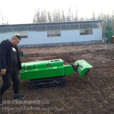 直供履带开沟机 75马力履带拖拉机 驰航可悬挂各种农业机械松土机