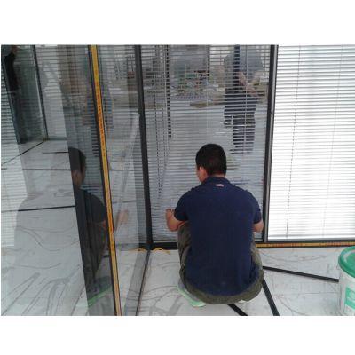 供应上海浦东办公隔断定做 玻璃隔断制作