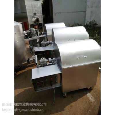 多用途干果电炒锅 花生滚筒炒货机 食品加工烘焙设备