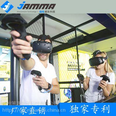 佳玛VR体验馆设备体感游戏机vr实感射击游戏设备末日危机虚拟现实枪战塔楼厂家直销