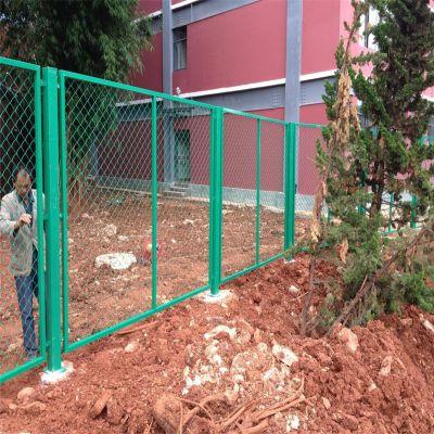 篮球场围网 排球场防护网 体育场地围栏