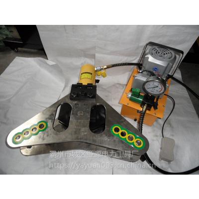 亚源液压电动泵DJB-70电动油泵 双回路液压电动泵站 脚踏单回
