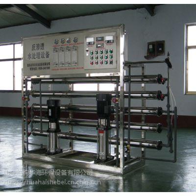 华海HH型 安丘纯净水处理设备价格 山东潍坊华海公司