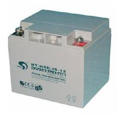 赛特蓄电池BT-HSE-65-12 12V65AH 化工能源专用蓄电池