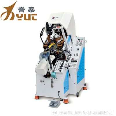 制鞋机器 厂家直销 YT-737A 优质全自动制鞋前帮机