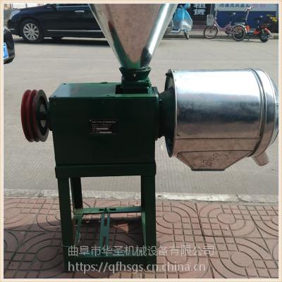 使用口感简单面粉机 锥形立式磨面机价格