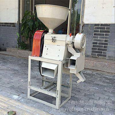 佳鑫荞麦黄豆谷子去壳机 450型稻谷脱皮碾米机 新型家用稻谷碾米机型号