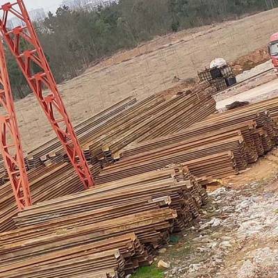 永固专用设备优质服务-晋城拉森钢板桩施工
