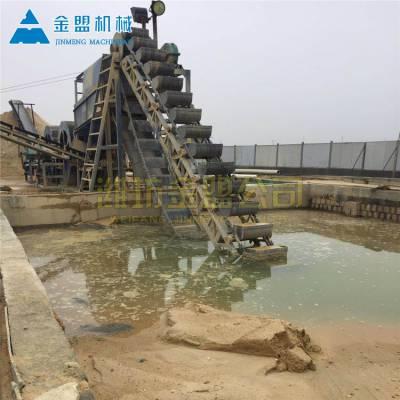 江苏轮式洗沙机生产线 水轮洗沙机多少钱