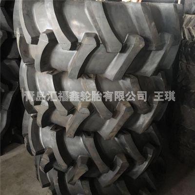 供应半高花挖掘机耐磨型16/70-20人字装载机轮胎