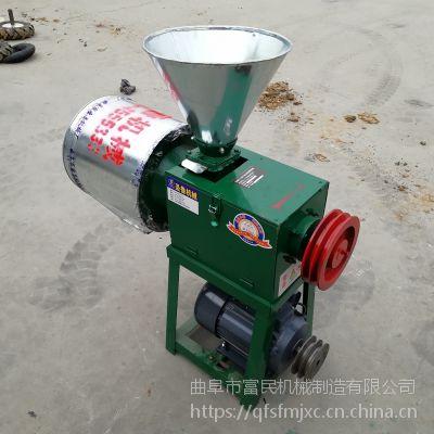 厂家热销粮食磨面机麦子去麸皮磨粉机多少钱
