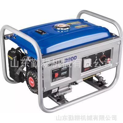小型汽油发电机 永磁式三相380V汽油柴油发电机 柴油发电机