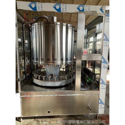 白酒罐装机企业自动化酒灌装生产线五粮液白酒灌装机