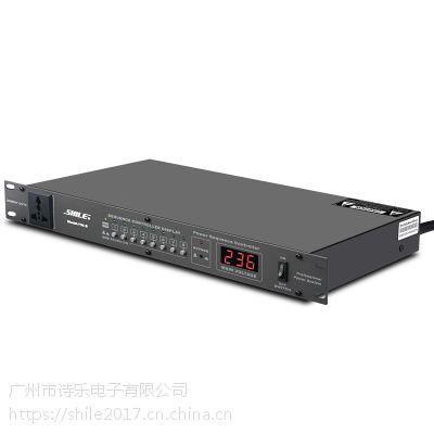 8路电源时序控制器 狮乐YW-9大功率舞台会议专业控制器插座