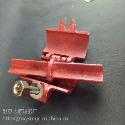 厂家生产十字 钢管玛钢扣件 ф48管用脚手架扣件 注册商标 义