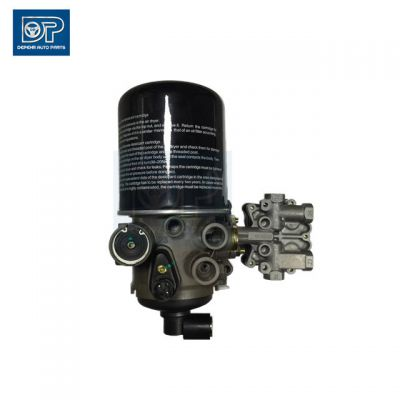 浙江德沛欧系重型商用车制动系副厂件依维柯压缩空气干燥器ZB4600/ZB4630/500361673